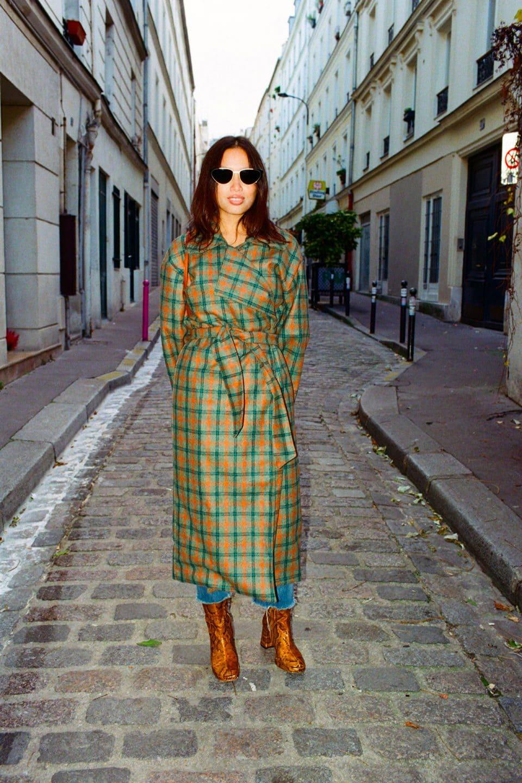Léontine coat