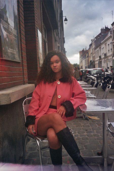LUCILE jacket - MaisonCléo