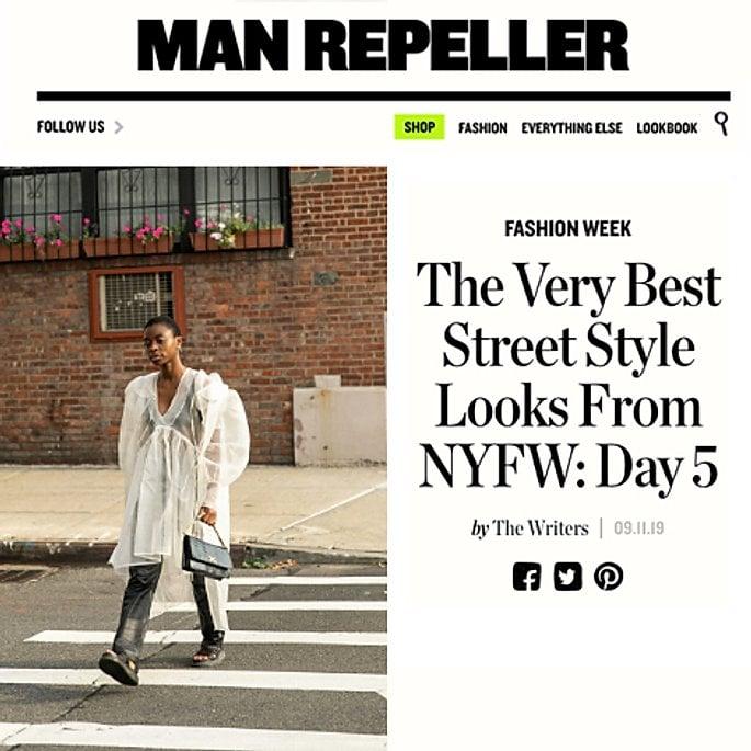 Man Repeller / MaisonCléo