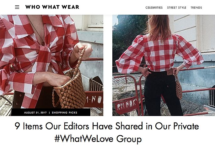 Who What Wear / MaisonCléo