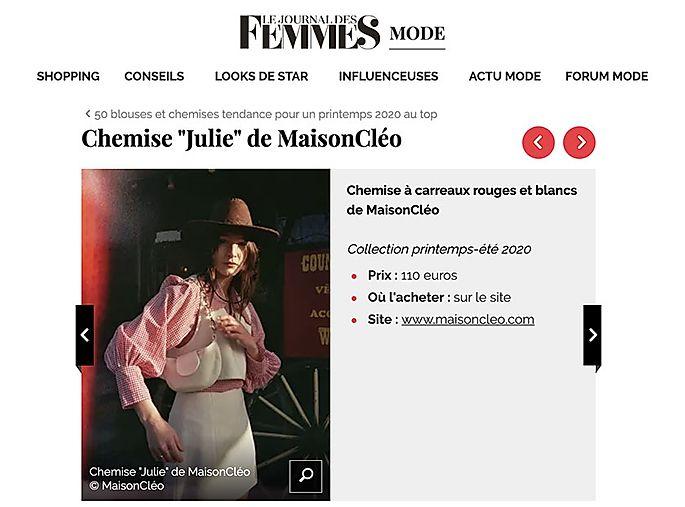 Le journal des femmes / MaisonCléo