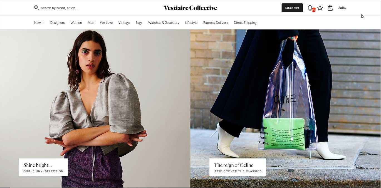 Vestiaire Collective / MaisonCléo