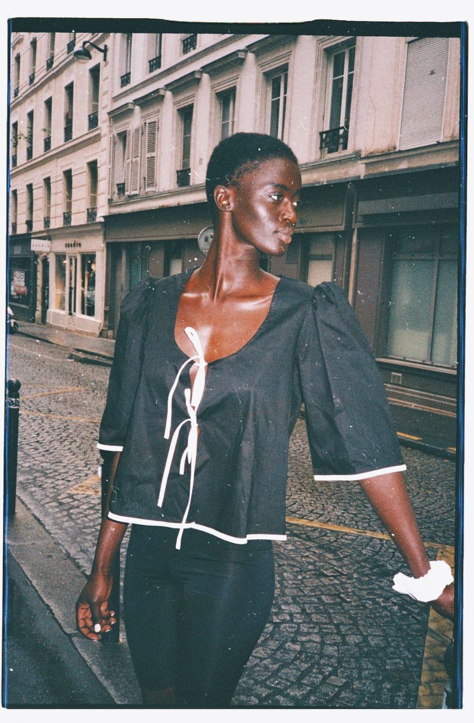 MaisonCléo / Agnes B&W