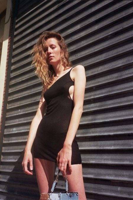 BRENDA jersey dress - MaisonCléo