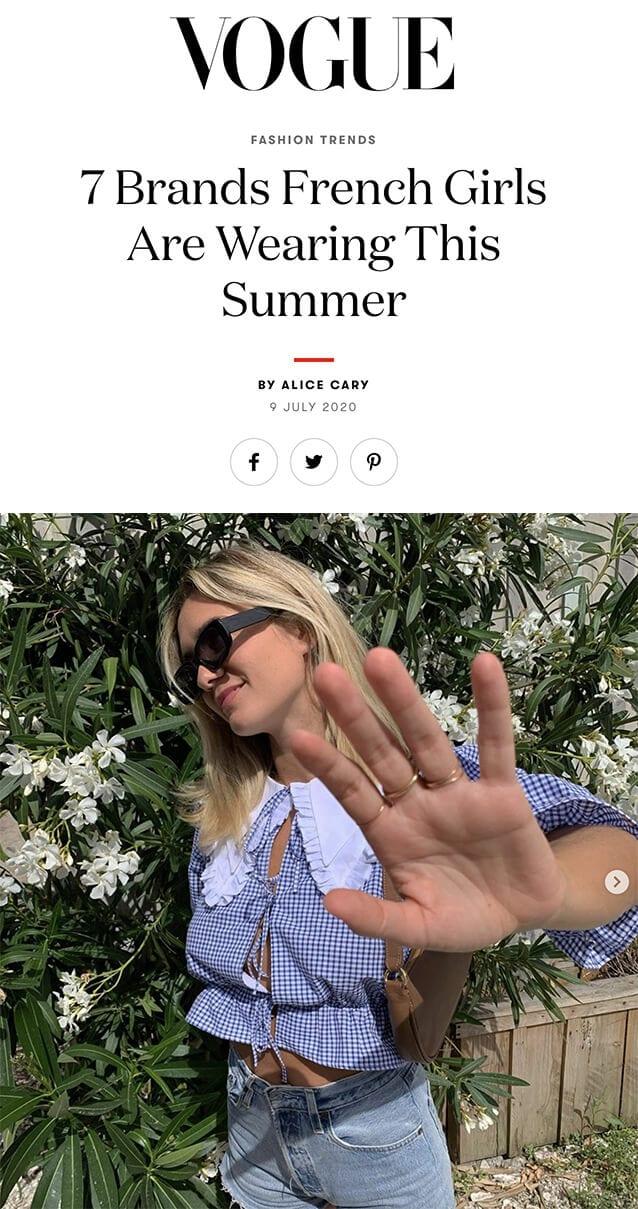 Vogue MaisonCléo