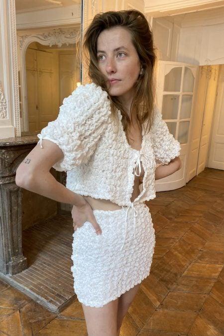 ANNE blouse version II - MaisonCléo
